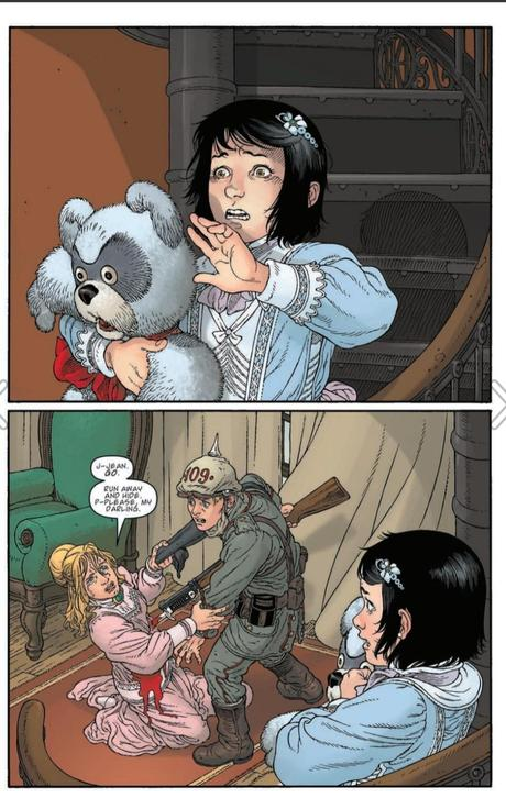 Locke and Key in Pale Battalions Go 3/3