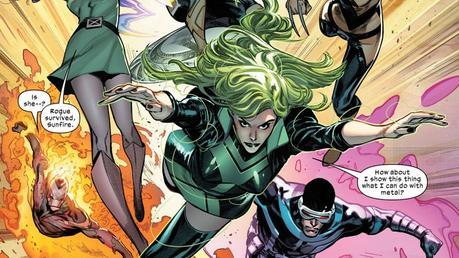 Illustration de X-Men #1