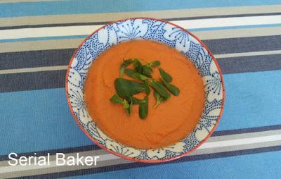 Gaspacho tomate-fenouil