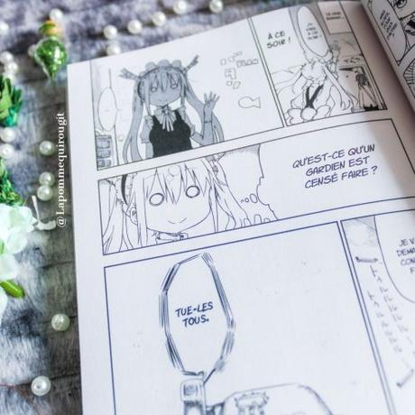 Miss Kobayashi's dragon maid, tome 1 • Coolkyousinnjya