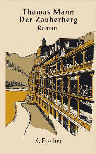 1931 - L'Allemagne - 8 – ''La Montagne Magique'' Th. Mann
