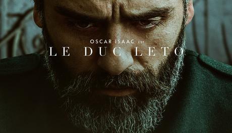 Affiches personnages FR pour Dune de Denis Villeneuve
