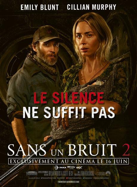 Cinéma   SANS UN BRUIT 2 – 14/20