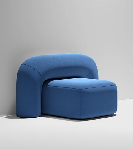 Sofa MOSS par Pavel Vetrov