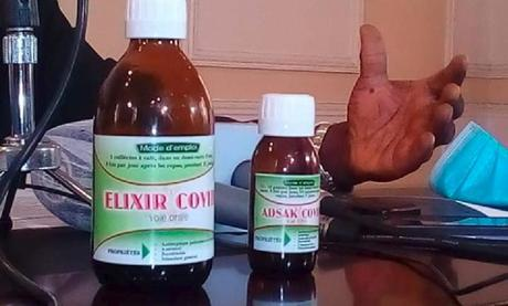 Cameroun – Coronavirus : Le médicament de Mgr Kleda homologué