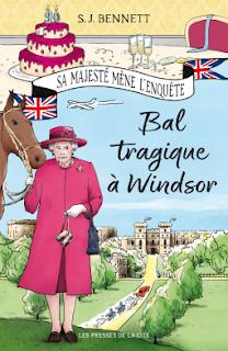 Bal tragique à Windsor de S. J. Bennett