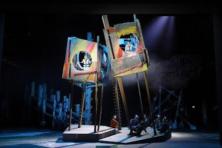 Münchner Opernfestspiele - Le Bayerische Staatsoper révèle la magie d'Idomeneo
