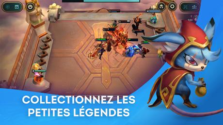 Télécharger Gratuit Teamfight Tactics: jeu de stratégie LoL APK MOD (Astuce) 6