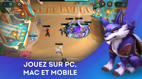 Télécharger Gratuit Teamfight Tactics: jeu de stratégie LoL APK MOD (Astuce) 4
