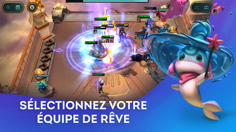 Télécharger Gratuit Teamfight Tactics: jeu de stratégie LoL APK MOD (Astuce) 1