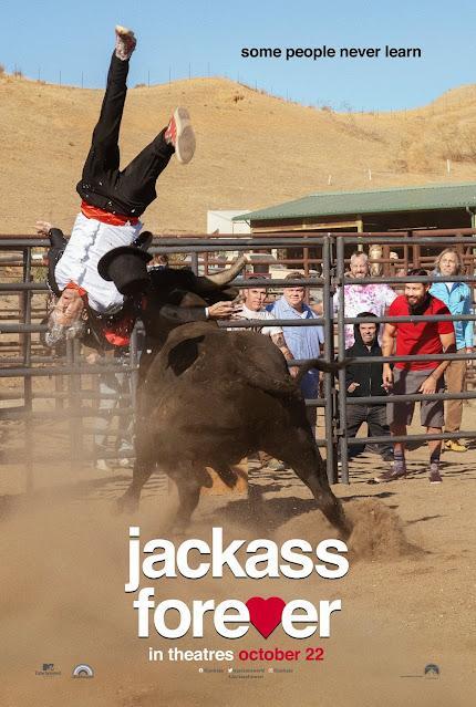 Premier trailer pour Jackass Forever de Jeff Tremaine