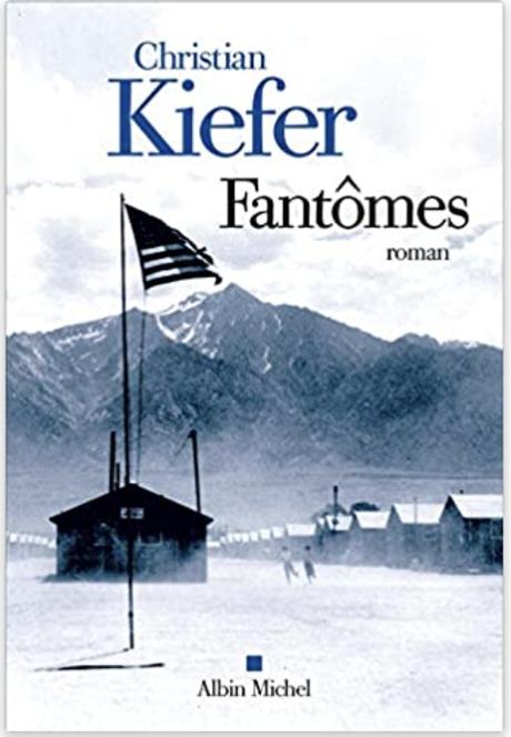 Couverture de Fantômes de Christian Kiefer