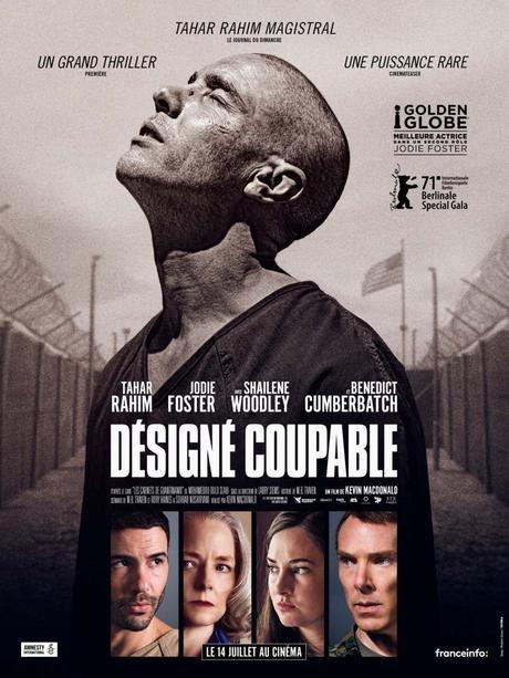 Cinéma   DÉSIGNÉ COUPABLE – 14/20