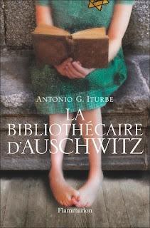 La bibliothécaire d'Auschwitz - Antonio G. Iturbe