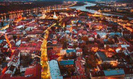 LITUANIE : KAUNAS 2022, CAPITALE EUROPEENNE DE LA CULTURE