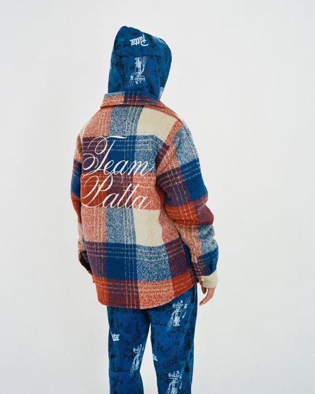 Patta présente sa collection Fall Winter 2021