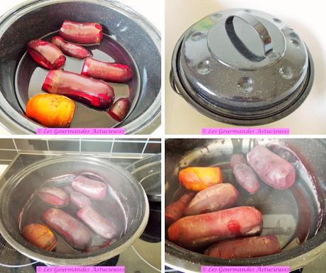 Comment réussir à coup sûr la cuisson des betteraves ?