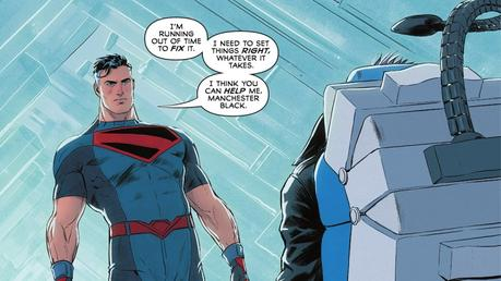 Illustration de Superman and the Authority #1