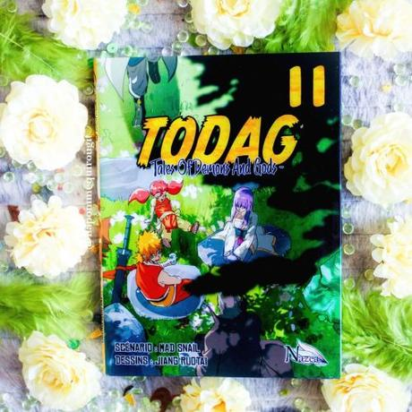 TODAG : Tales Of Demons And Gods, tome 1 à 11 • Mad Snail et Routai Jiang