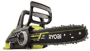 Test et avis sur la tronçonneuse électrique pour abattage Ryobi OCS1830