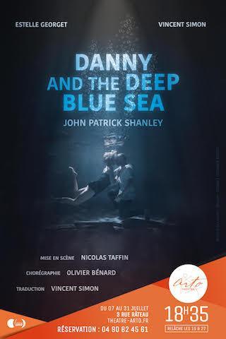 Avignon 2021 – Danny and the deep blue sea : une plongée sans bouteille dans les abysses de l'âme humaine