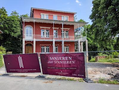 L'hôtel Fantaisie, qui avait accueilli Wagner, transformé en appartements