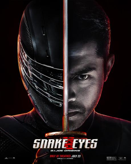 Nouvelle affiche US pour Snake Eyes de Robert Schwentke