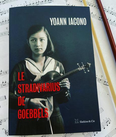 [SP]J'ai lu: Le Stradivarius de Goebbels de Yoann Iacono