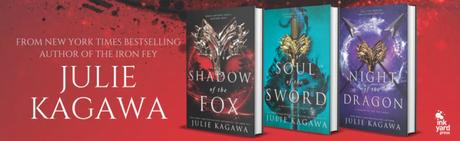 Shadow of the Fox #1 • Julie Kagawa