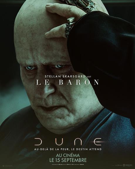 Nouvelle bande annonce VF pour Dune de Denis Villeneuve