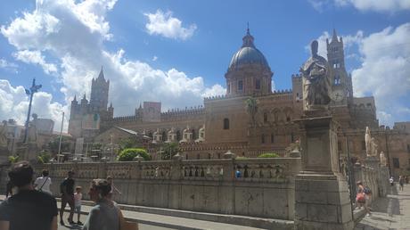 Arrivée à Palerme | 1st day in Palermo