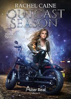 Outcast season # 1 Indésirable de Rachel Caine.
