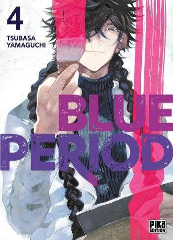 Avis Mangas : Chobits T8 (et fin) & Blue Period T4