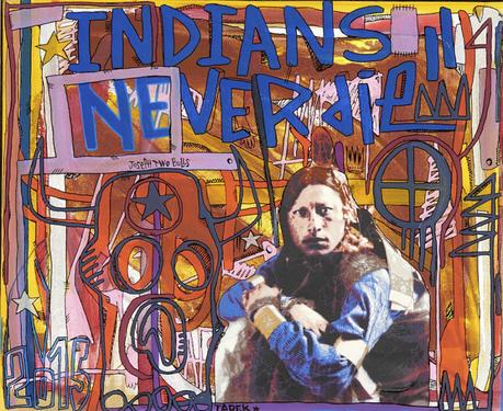 Série Indians never die