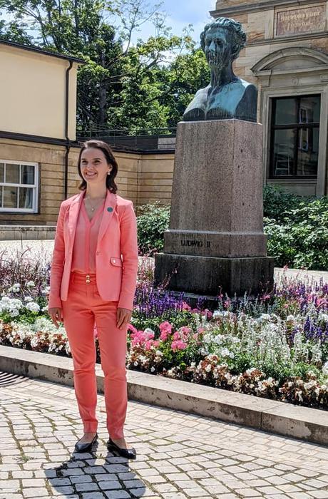 Oksana Lyniv, First Lady au Festival de Bayreuth