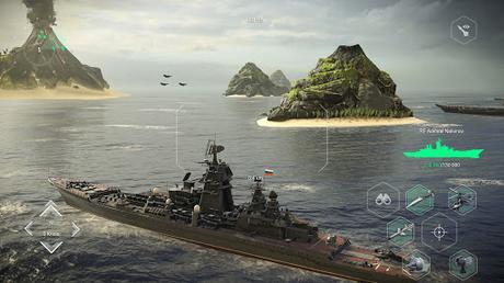 Code Triche MODERN WARSHIPS : Bataille navale en ligne  APK MOD (Astuce) 3