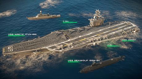 Code Triche MODERN WARSHIPS : Bataille navale en ligne  APK MOD (Astuce) 1