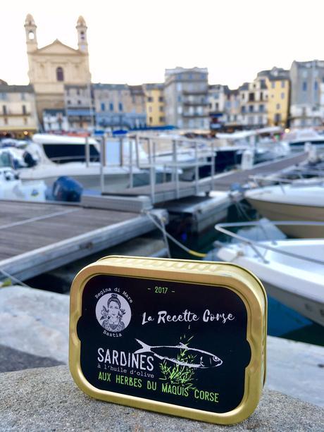 Quand la Corse met les sardines en boîte