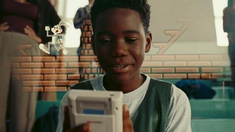 Le vrai héros du film est le gamin qui a donné une console chère (bien que d'occasion) à son ami