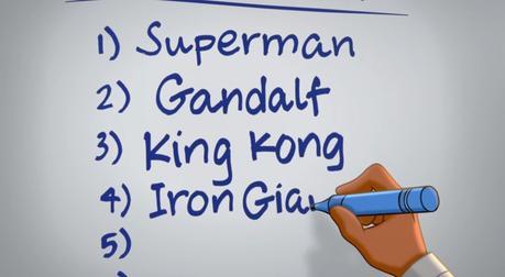 Honnêtement, cette liste résume environ une demi-heure du film