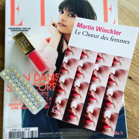J'ai lu: Le choeur des femmes de Martin Winckler