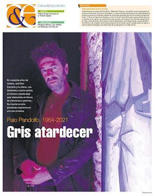 Roberto «Palo» Pandolfo, figure du rock argentin: une disparition brutale [Actu]