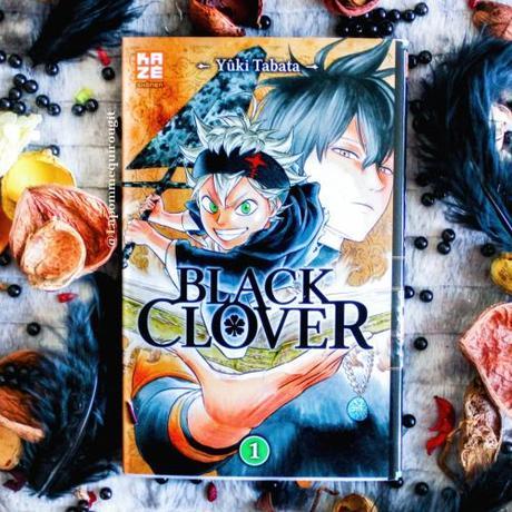Black clover, tome 1 • Yûki Tabata