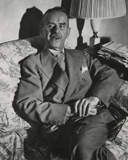 1930 - L'Allemagne - 9 - ''La Montagne Magique'' Thomas Mann (suite)