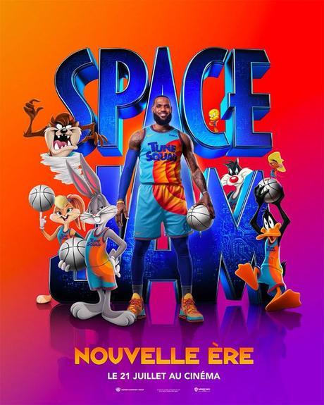 Space-Jam 2: A new legacy (Ciné)
