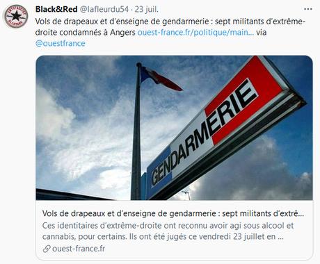 #Angers : les multirécidivistes de l'Alvarium de nouveau condamnés