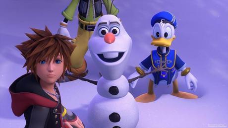 Musique de la série de jeux vidéo «Kingdom Hearts» présentée lors des cérémonies d'ouverture des Jeux olympiques