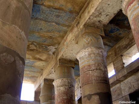 Voyage en Egypte - Karnak et danse egyptienne