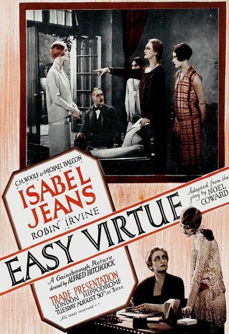 Le Passé ne Meurt pas (1927) de Alfred Hitchcock