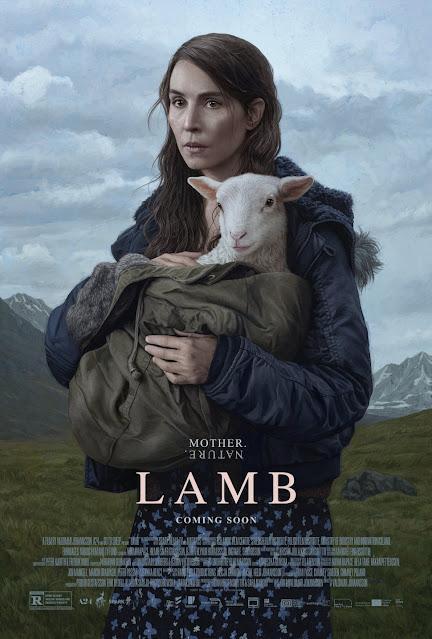 Affiche US  pour Lamb de Valdimar Jóhannsson
